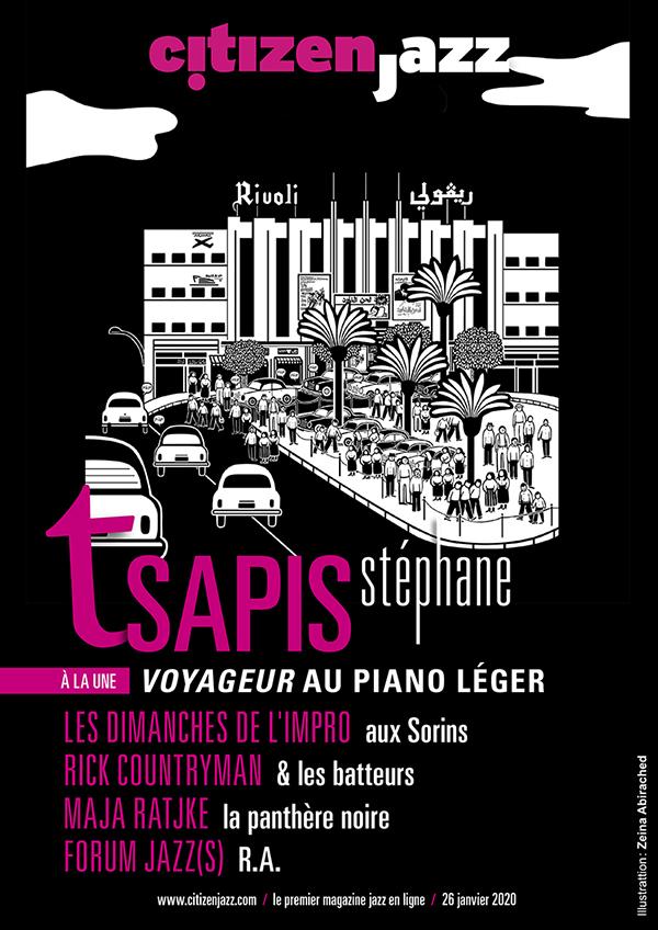 Cristal Records - Stéphane Tsapis - Citizen Jazz