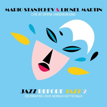 Cristal Records - Mario Stantchev & Lionel Martin - Jazz Before Jazz 2