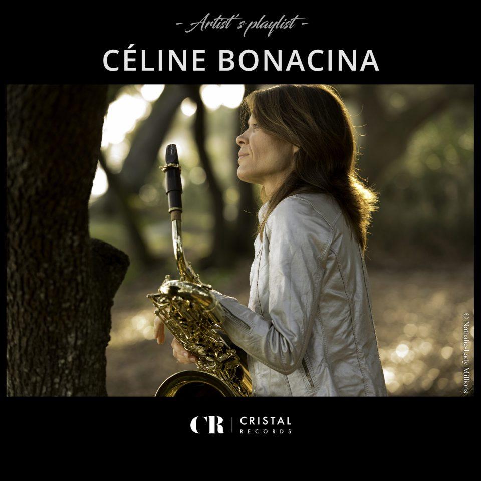 Cristal Records - Playlist Artiste - Céline Bonacina