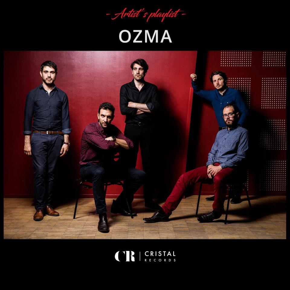 Cristal Records - Playlist Artiste - Ozma